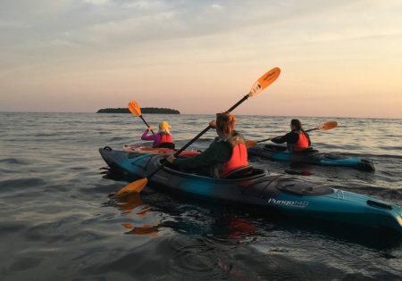 Door County Kayak Tour Peninsula State Park