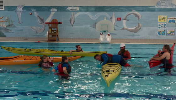 Door County Kayak Safety Class