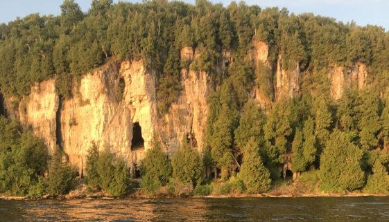 Eagle Harbor Kayak Tours in Door County, WI