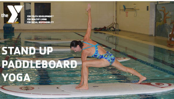 Door County Stand Up Paddleboard Yoga Classes