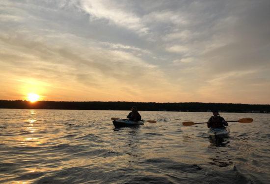 Door County Sunset Kayak Tours