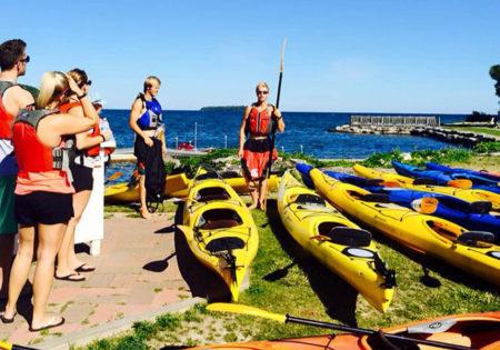 Door County Kayak Lessons